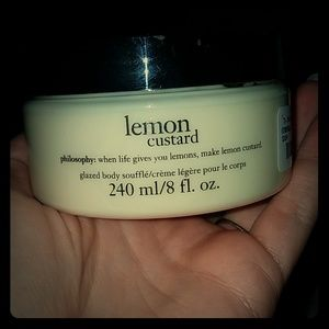 Philosophy Lemon Custard Lotion